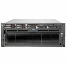 HP ProLiant DL580 G7 4x 1.86GHz 4-Core E7520 128GB Server - P410i RAID/Rails