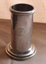 VINTAGE WMF NICKLE SILVER POT