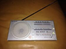 Rare Vintage Working Sony ICF-35 4 Band Radio MW LW SW FM  Essex SS6