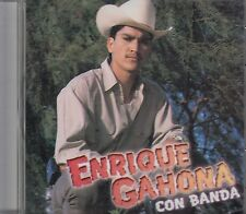 Enrique Gahona Con Banda New Nuevo Sealed