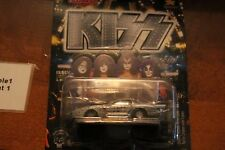 Racing Champions 10 year anniversary KISS hot rod #5 NIP