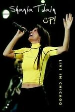 "SHANIA TWAIN ""UP LIVE IN CHICAGO"" DVD NEU"