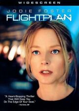 Flightplan (DVD, 2006, Widescreen) - New