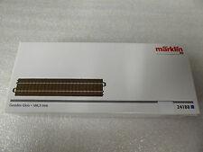 Märklin H0 24188 C-Gleis gerade 188,3 mm,Neuware,