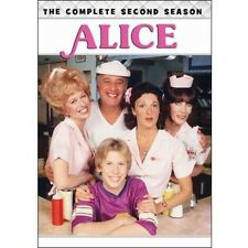 Alice TV Series Complete Season 2 DVD NEW!