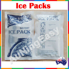 100 packs Instant Cold Compress Ice Packs Cold Packs No Refrigeration required