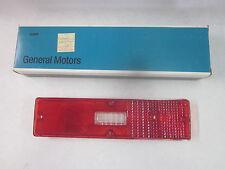 Chevy Nova 1970 1972 NOS Taillight Lense GM 5964172 J9358