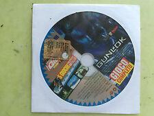 cd gioco allegato a giochi 5 del 2004 - 5 giochi freeware + 1 completo: gunlok