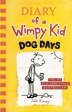 Dog Days-Jeff Kinney-Diary of a Wimpy Kid #4-PAPERBACK-combined shipping