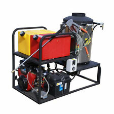 Cam Spray Professional 3000 PSI (Gas - Hot Water) Skid Pressure Washer w/ Hon...