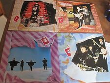 """THE BEATLES BOX FROM LIVERPOOL""  8 MINT LP'S STEREO  MFG. COLOMBIA"