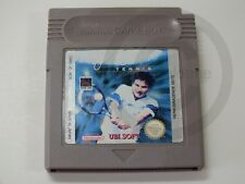 !!! Gameboy Classic juego jimmy connors tenis, usado pero aceptar!!!