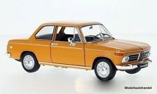 BMW 2002 ti  orange 1968 - 1:24 WELLY
