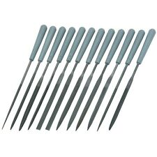 12Pc Precision Needle File Set Jewelry Design & Repair Tool Set