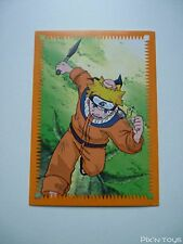 Autocollant Stickers Naruto True Spirit of the Ninja N°9 / Panini 2002