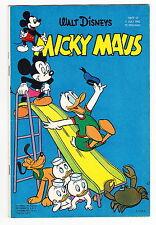 Micky-Maus-Heft von 1962 -  Nr. 27  - Zustand 1