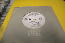 rare 80s oz 45 don henley eagles solo sunset grill cbs promo ptd label jg /js