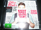 Olly Murs Right Place Right Time Aust Special Edition CD DVD (Live At The 02)
