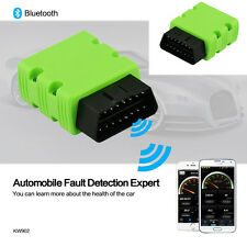 Car Bluetooth Wireless OBD ELM327 Diagnostic Tool Scanner Adapter Reader Checker