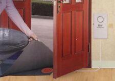 B7 Hidden Shop Door Entrance Doorbell Bell Alarm Pressure Pad Mat Chime Alarm
