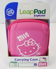 NEW LeapPad Hello Kitty Carrying Case - Works with 1, 2, and 3 Leap Pad Pink