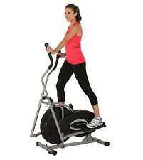 Elliptical Exercise Indoor Fitness Trainer Workout Machine Gym Cardio Equipment