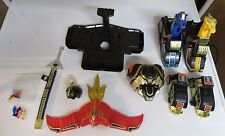 1993 Mighty Morphin Power Rangers Thunderzord Assault Team near complete