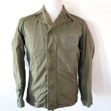 VINTAGE ORIGINAL WW2 USN US NAVY N-4 N4 FIELD DECK JACKET SIZE 40