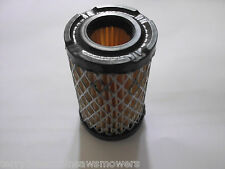 Air filter element fits  Qualcast 35s 43s Mowers Tecumseh Engines