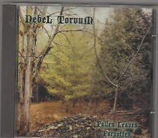 NEBEL TORVUM - fallen leaves forgotten CD