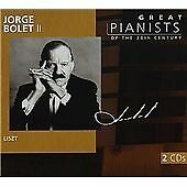 Great Pianists of the 20th Century - Jorge Bolet (2CDs) (1999)