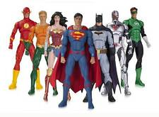 DC Comics Icons Rebirth Justice League Action Figure 7-Pack: Batman (Pre-Order)