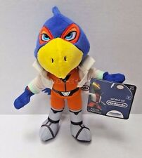 World of Nintendo FALCO LOMBARDI PLUSH - Series 2-1 Wave 8 Jakks Pacific StarFox