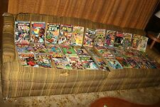 Mixed Group of Vintage Comics - Great Value