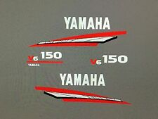 Yamaha Outboard 150 hp 2 STROKE Decal Sticker Kit Marine vinyl