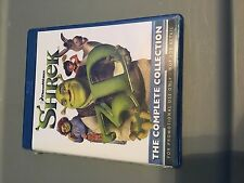 Bu-Ray - Shreck 3D - The Complete Collection