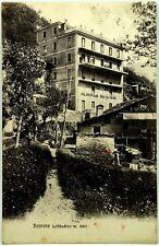 Cartolina Formato Piccolo - Perrero Alt. m. 850 (Torino) Viaggiata