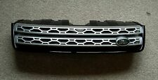 Land Rover Discovery Sport L550 Front Grill In Titan & Gloss Black P/N  LR066143