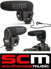 Rode VideoMic Pro VMPR Video Microphone with Rycote Lyre Suspension Video Mic