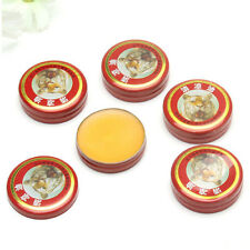 5pcs Tiger Balm Red Muscle Massager Relax Essential Oil Refresh Cold Dizziness