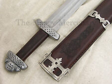 Trondheim Ultimate Viking Sword by Hanwei Forge Folded Steel Custom Handmade