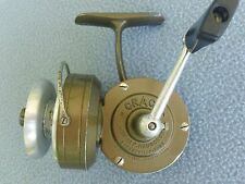 SUPER RARE VINTAGE CRACK SPINNING REEL-UNCATALOGED PRE-100 MODEL