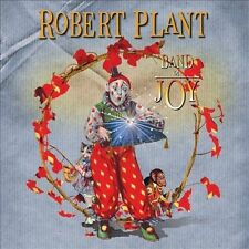 Band of Joy by Robert Plant (CD, 2010, Rounder) * Angel Dance * Led Zeppelin