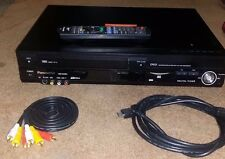 Panasonic DMR-EZ485V DVD Player/Recorder/ VCR Combo / Digital TV Tuner + Remote