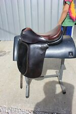 "36-8 Spirig 18"" Warner dressage saddle 30 cm tree"