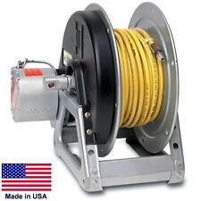 """PRESSURE WASHER & SPRAYER ELectric Hose Reel - 125 Ft 3/8"""" or 75 Ft 1/2"""" ID  12V"""