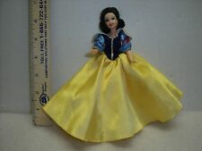 Disney Store Princess Snow White and the Seven Dwarfs Poseable Doll