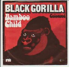 "7"" Black Gorilla Bamboo Child / Coloured 70`s Ariola 11 708 AT"