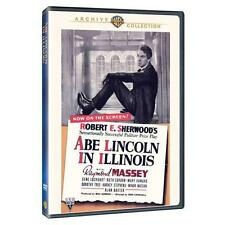 Abe Lincoln in Illinois (DVD, 2009)