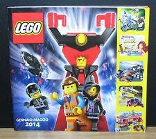 LEGO DUPLO CATALOGO UFFICIALE 2014 - Gennaio-Maggio 2014 - NUOVO 108 Pagine
